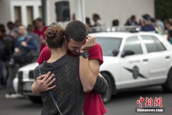 美国华盛顿校园枪击案第4名受害者死亡 已致5死